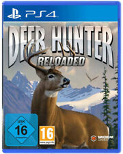 Sony PS4 Playstation 4 Spiel ***** Deer Hunter Reloaded **************NEU*NEW*55