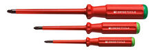 PB Swiss Tools PB 5545 Screwdriver Set PoziDriv 1000V Insulated ElectroTool