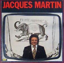 Jacques Martin 33 tours Petit Rapporteur 1975