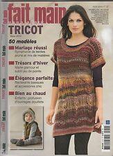 Fait Main Hors série N°32 Tricot 50 modèles hiver 2012