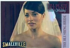 Smallville Season 2 Till Death Do Us Part Chase Card DP-4