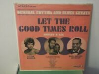 """Shirley & Lee,Little Esther,GS,""""Let The Good Times Roll""""US,LP,stereo,SEALED,R&B"""