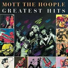 Greatest Hits [Remaster] by Mott the Hoople (CD, Legacy)