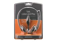 Plantronics Audio 326 Wired Noise Canceling PC Stereo Headset