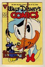 Walt Disney Comics #523 - Oct. 1987 Gladstone - 1st Don Rosa art - VFn/NM (9.0)