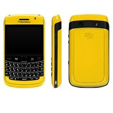 BNIB Blackberry Bold 9780 Customised in Yellow Unlocked 2G GSM New