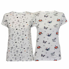 Stars Casual 100% Cotton Tops for Women