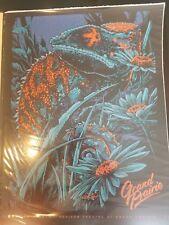 Phish Poster Grand Prairie TX Dallas 7/29/15 Print 2015 Ken Taylor