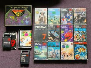 Philips G7000 Videopac Games