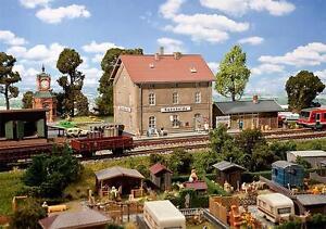FALLER 110122 Railway Station Sonnheide # New Original Packaging ##