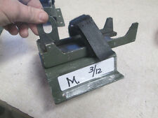 Hand-Held Equipment Vehicle Mount, for Military Vehicle, Unknown Use?