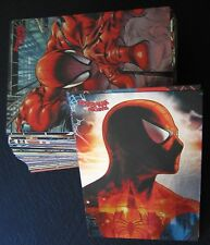 2009 MARVEL COMPLETE SPIDERMAN ARCHIVES FOIL PARALLEL TRADING CARD SET