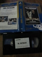 Mr Patman de John Guillermin, VHS Socai, Policier, RARE!!!!