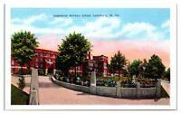 Greenbrier Military School, Lewisburg, WV Postcard