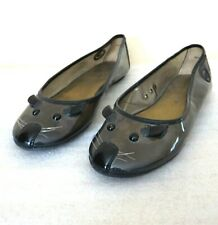 MARC BY MARC JACOBS - BALLERINES SOURIS - TAILLE 38 fr -  AUTHENTIQUE
