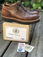 White's boots Hathorn x Free & Easy Japan Work Oxford, 9