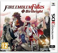 Fire Emblem Fates: Birthright 2016.  Nintendo 3DS 3DS XL NEW Gift Idea GAME