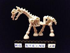 LEGO® Skelettpferd leuchtet im Dunkeln Figur Skelette Ninjago Monster NEU W65