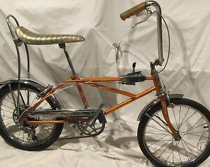 Muscle Bike - Columbia Long Boy - 5 Speed Stick Shift - Banana Seat - Stingray