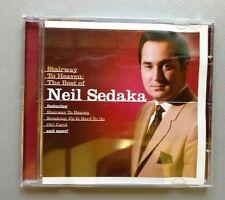 Neil Sedaka Stairway to Heaven The Best of CD