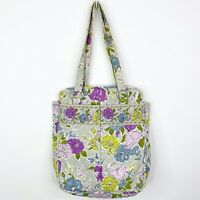 Vera Bradley Watercolor Handbag Purse Tote Shoulder Bag
