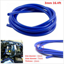 3mm Silicone Vacuum Tube Hose Air Water Coolant Oil Turbo Silicon Pipe Tubing 5M