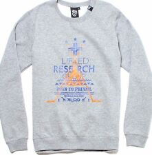 LRG Lifted Research Group Born To Prevail sweatshirt sz. S Supreme hundreds huf