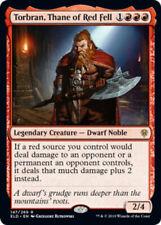 4x Torbran, Thane of Red Fell NM-Mint, English Throne of Eldraine MTG Magic