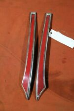 ORIGINAL Mercedes W123 C-Säule Chromleisten Zierstab A1236980197 A1236980297