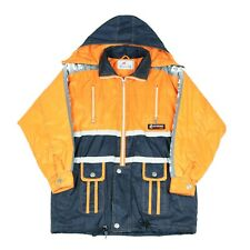 Vintage BIWANG Waterproof Padded Jacket | Coat Retro 90s Zip Insulated Puffer