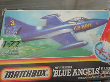 Matchbox Contemporary Manufacture Diecast Military Airplanes