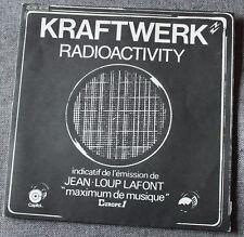 Kraftwerk, radioactivity / antenna, SP - 45 tours pochette 2