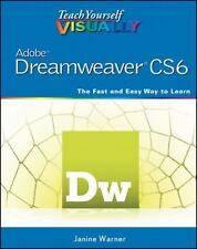 Adobe Dreamweaver CS6 : The Fast and Easy Way to Learn-ExLibrary