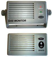 Nasa Marine Gas Monitor Detector Alarm System Boat Caravan