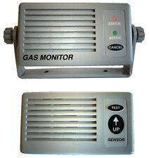 NASA Marine Gas Detector Alarma Sistema Barco Caravana Monitor