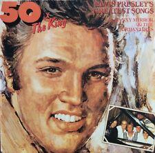 Danny Mirror - 50x The King - Elvis Presley's Greatest Songs - Stampa Italiana