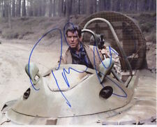 Pierce Brosnan In Person Signed Photo - James Bond - D700