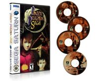 Panzer Dragoon Saga. sega Saturn Or policenauts. Inquiring For More info.
