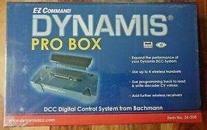 Bachmann 36-508 Dynamis PRO-BOX E-Z Comman DCC Digital Control System NEW/SEALED