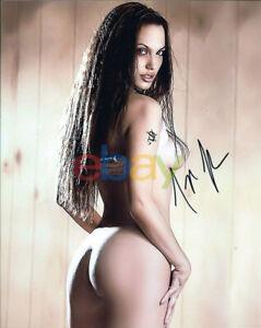 Angelina Jolie Autographed Signed 8x10 Photo reprint