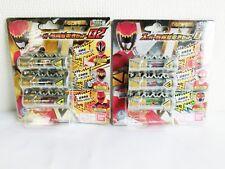 Power Ranger Zyuden Sentai Kyoryuger Legend Super Zyudenchi Set 02 03 F/S Japan