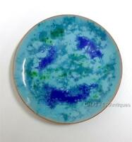 Early Vintage American BOVANO Copper and Enamel Pin Dish 1960s
