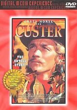 Crazy Horse and Custer - The Untold Story (DVD, 2001, DigitaI Media Experience)