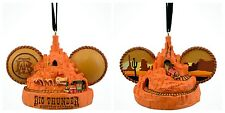 Disney Ear Hat Ornament - Attractions Big Thunder Mountain. NWT.