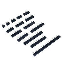 2.0mm Pitch Female Socket Connector Single Row 1x2P3P4P5P6P7P8P9P10/20/40P Pin