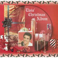 "Elvis Presley : Elvis' Christmas Album VINYL 12"" Album Picture Disc (2017)"