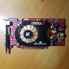 MSI 6600GT 128MB 128-Bit GDDR3 PCI Express x16 SLI Support Video Card