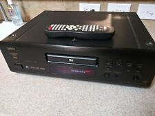 Denon DVD-2900 DVD Player W/ Box, Manual & Remote Complete!