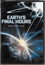 Cinetel Films, Earth's Final Hours, 2011 Film, USED DVD