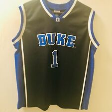 0855531d7 Kyrie Irving #1 Duke Basketball Jersey Size Medium Champs College Stitched  NCAA